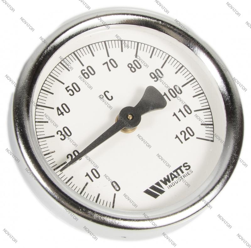Watts 0308060 ( 10006504) TAB 63/120, нр.1/2, 10бар (63мм)