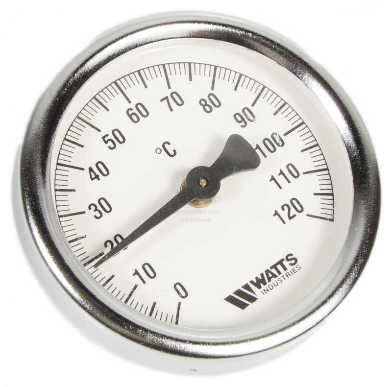 Купить Watts 0308060 ( 10006504) TAB 63/120, нр.1/2, 10бар (63мм) в интернет-магазине Дождь