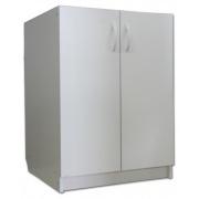 Tivoli 60х60 см, белый, полка слева, сплит-упаковка
