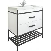 Купить Sanflor Норд 80 см, белый/черный в интернет-магазине Дождь
