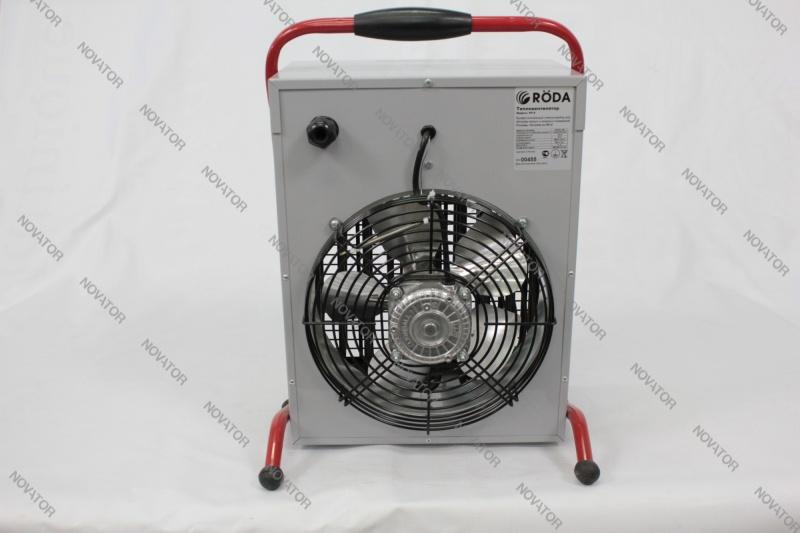 Roda RP-9, 9 кВт