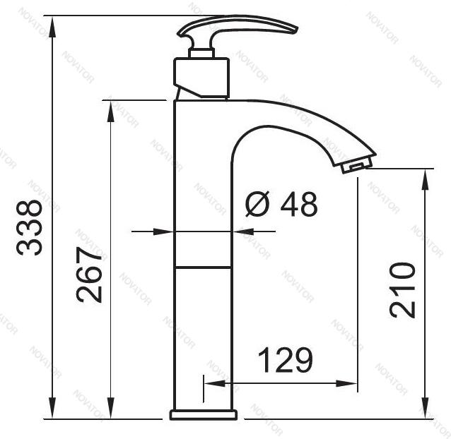 Coffer Axco MS-2315А