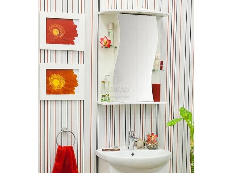 Купить Sanflor Лина 55см, белый в интернет-магазине Дождь