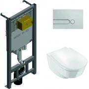 Купить Jacob Delafon ODEON RIVE GAUCHE EDR102-00 + E29025-NF +E4326-CP в интернет-магазине Дождь