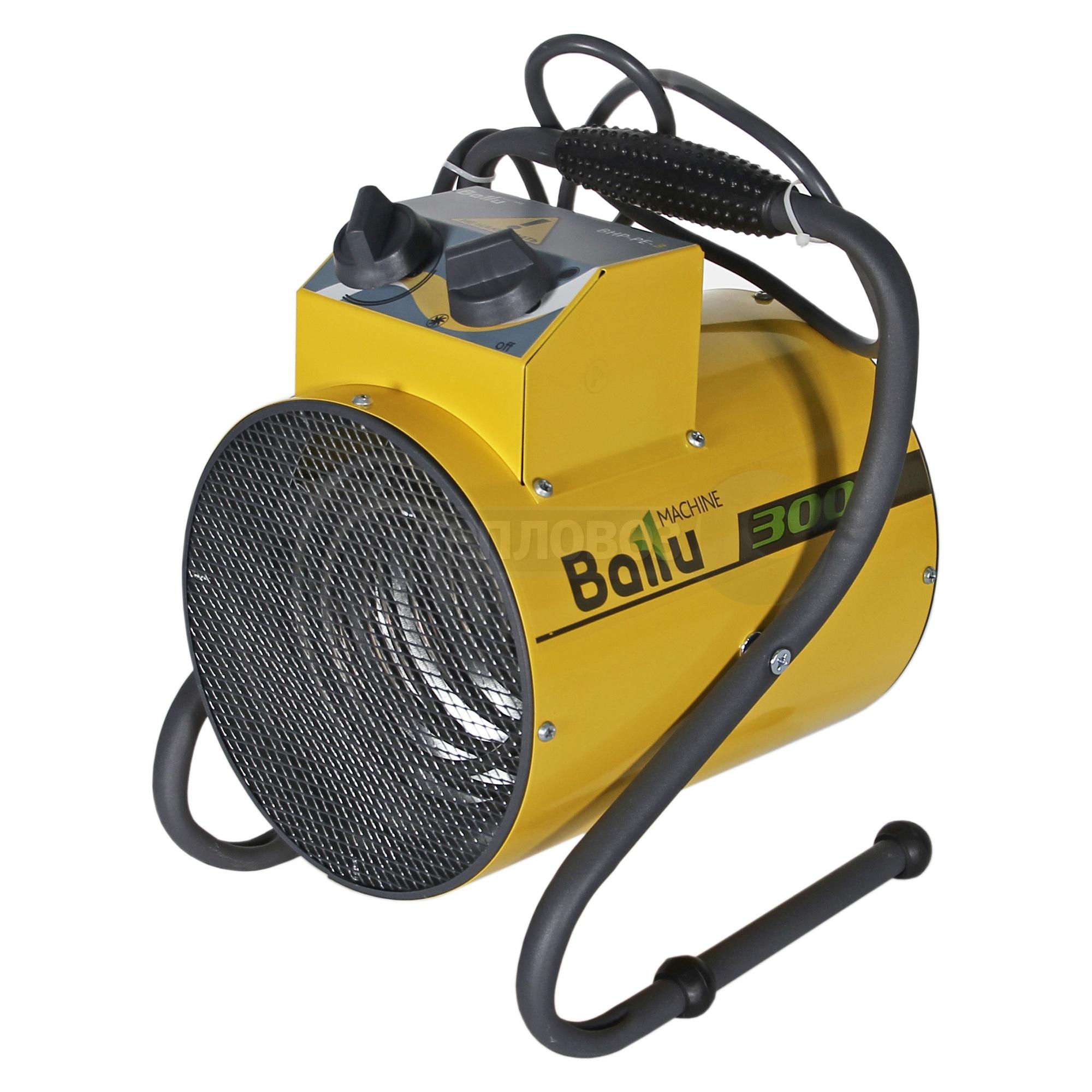 Ballu BHP-PE-3, 3 кВт