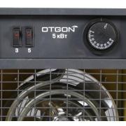 Пушка электрическая (тепловентилятор) Otgon КЭВ-5, 5 кВт, желтый
