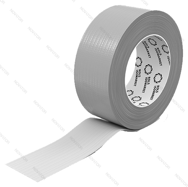 Energoflex 48-50 мм х 50 м, серый