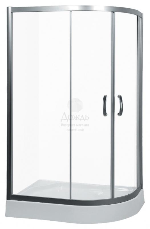 Купить AM.PM Bliss Twin SlideW 53E-302U120MT R/L, L W53E-302L120MT, 120х80 см в интернет-магазине Дождь