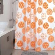 Купить Milardo Orange Dots 850P180M11, 180 см в интернет-магазине Дождь