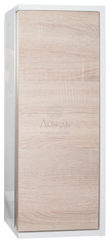 Купить Aqwella Miami 25 см, дуб сонома / белый в интернет-магазине Дождь