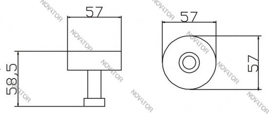 Coffer Solar 5154