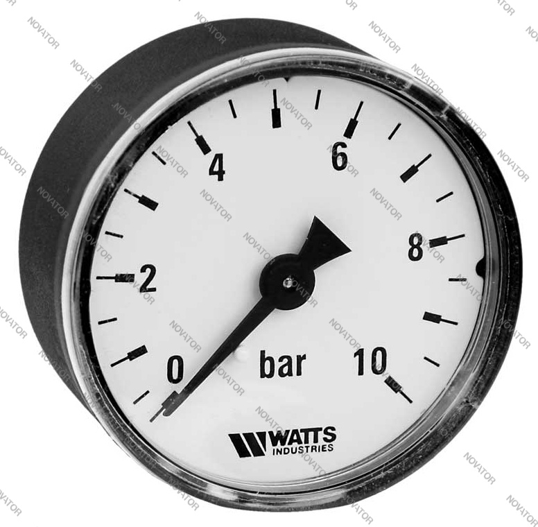 """Watts F+R100 10008096 63/10, нр1/4""""х10 бар (63 мм"""