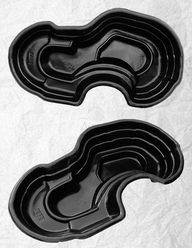 Купить Полимерлист №6 640 л, черный в интернет-магазине Дождь