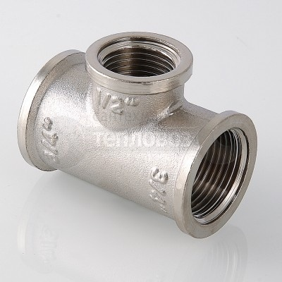 "Valtec 750, никель, вр, 11/4х1""х11/4"""