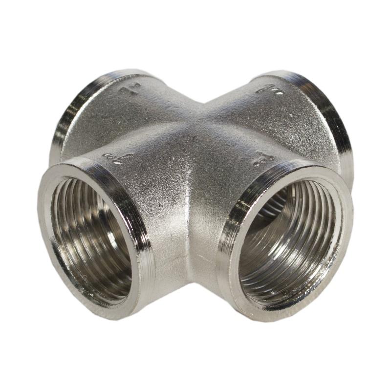 """Купить Valtec 760, никель, вр, 1"""" в интернет-магазине Дождь"""