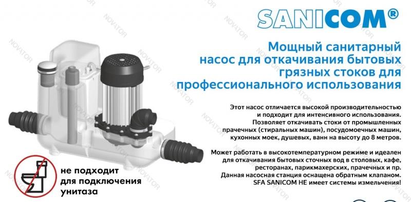 SFA Sanicom