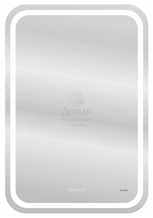 Купить Cersanit LED 050 Design PRO 55 см в интернет-магазине Дождь