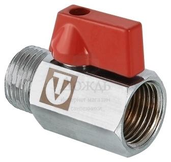 """Купить Valtec 330 Mini, 1/2"""" (15), вр-вр в интернет-магазине Дождь"""