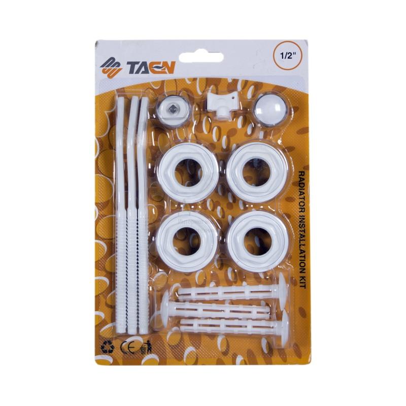 """Купить Taen, 1/2"""" с 3 кронштейнами в интернет-магазине Дождь"""