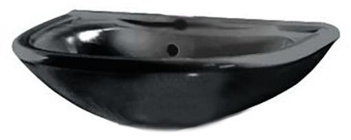 Купить Осколькая керамика ПРЕСТИЖ, 55 см, черный в интернет-магазине Дождь