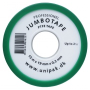 Unipak Jumbotape Prof , 19мм х 0,2мм х 16,5м