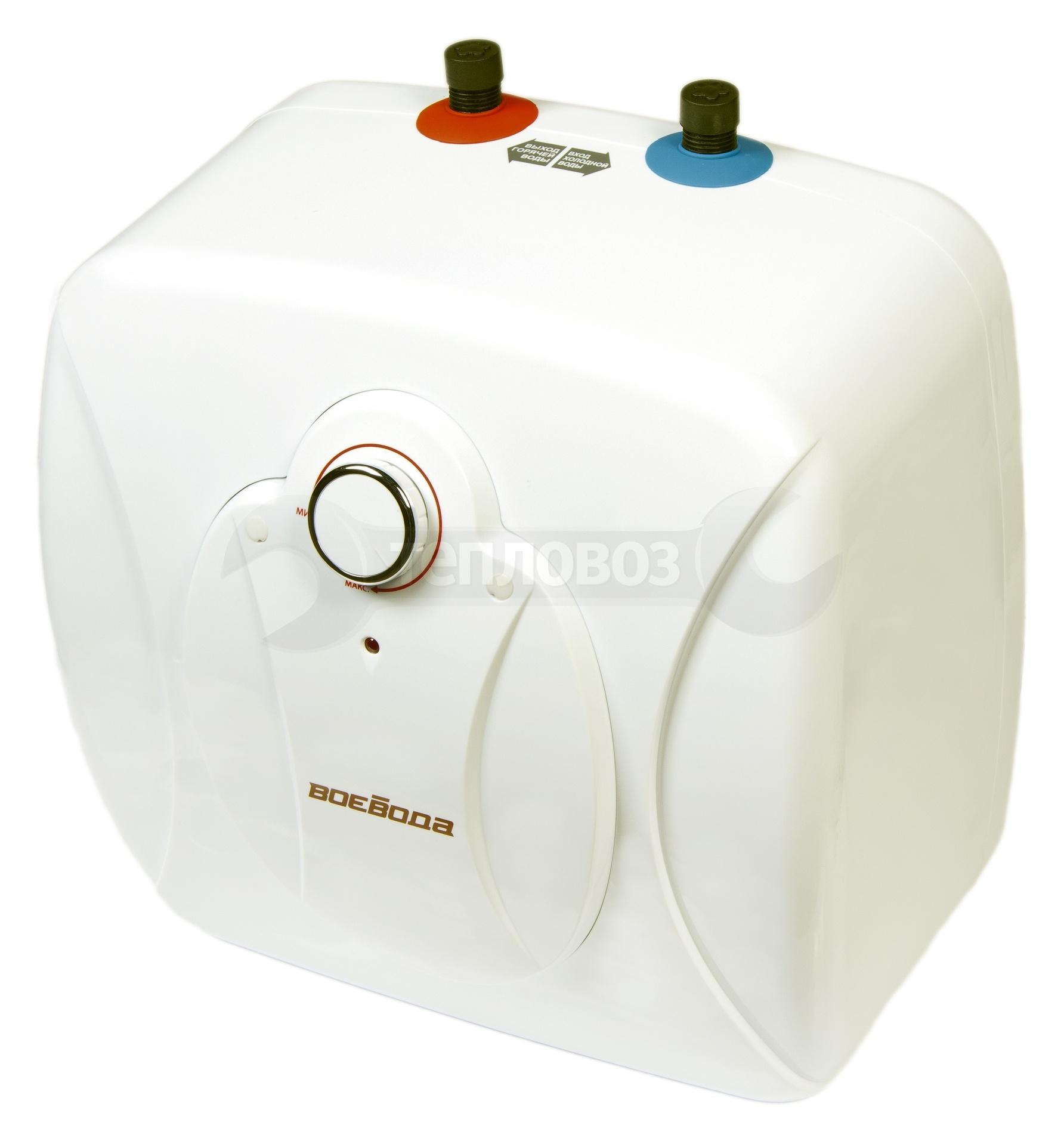 Воевода Mini E 15 UM водонагреватель под раковиной 15 л