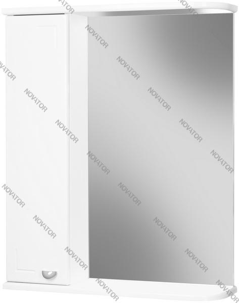 Домино Айсберг Классик 56,5 см, левый