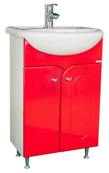 Купить Домино Айсберг Радуга 62 см, красный, сплит-упаковка в интернет-магазине Дождь