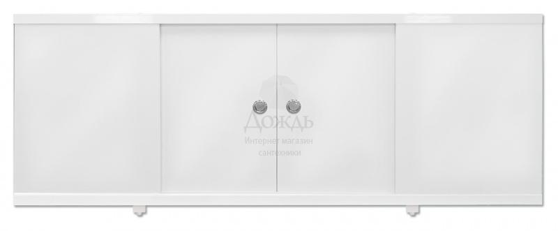 Купить Метакам Купе, 180 см, белый в интернет-магазине Дождь