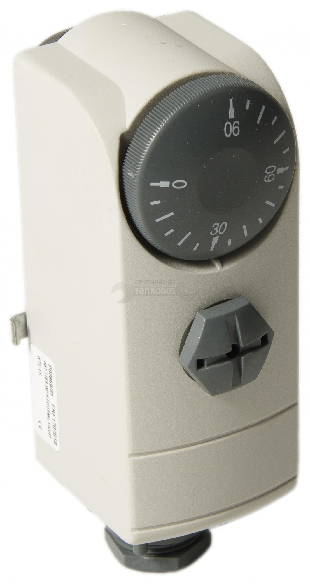 Купить Watts 0404102 TC/N-RE (WTC-ES) (220 В/15 А) в интернет-магазине Дождь