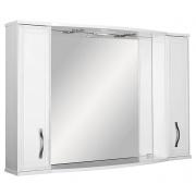 Купить Домино Идеал Элегант 105 см, белый в интернет-магазине Дождь