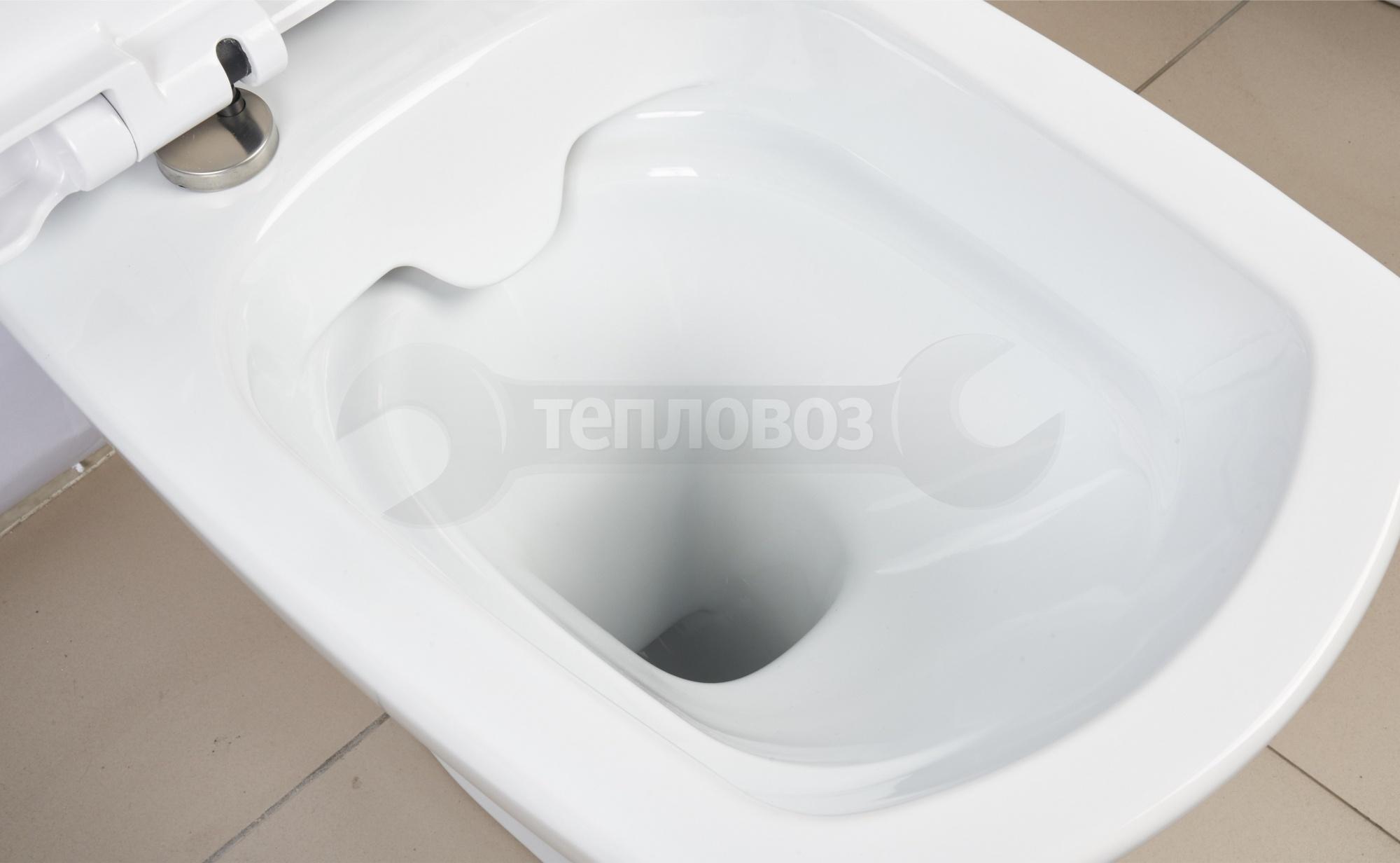 Cersanit Carina NEW Clean ON 011 S-KO-CAR011-3/5-COn-DL-w