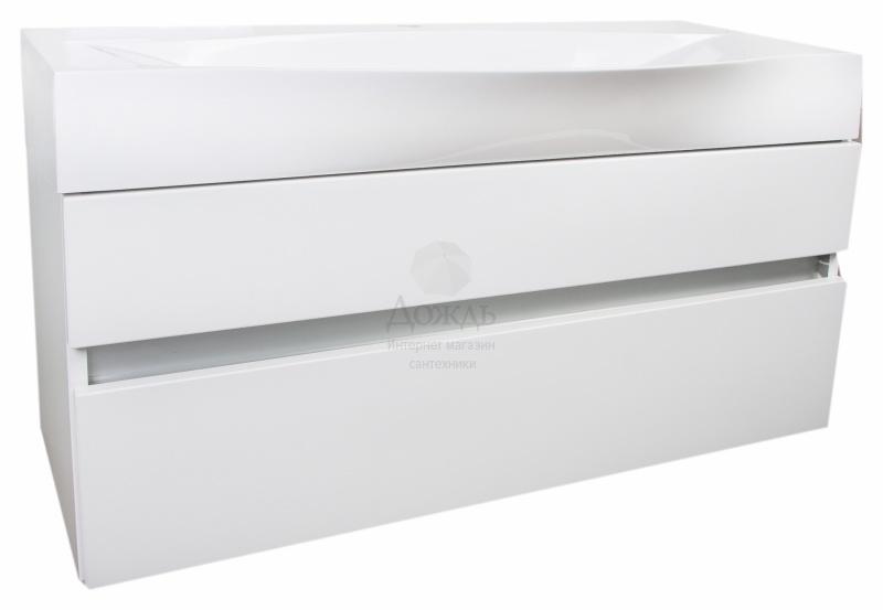 Купить Aqwella Bergamo 100см, белый в интернет-магазине Дождь