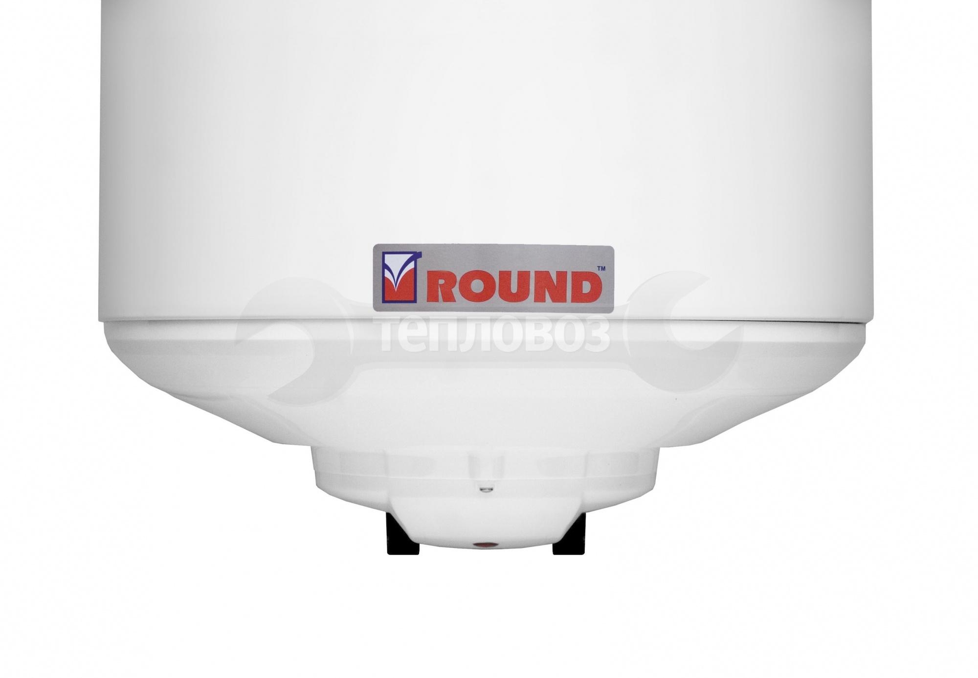 Round VMR100 вертикальный 100 л