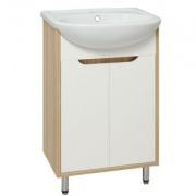 Купить RUNO ЭКО 61 см, белый/лиственница в интернет-магазине Дождь