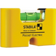 Stabila Pocket Electric 17775, 70 мм, 1 м/мм