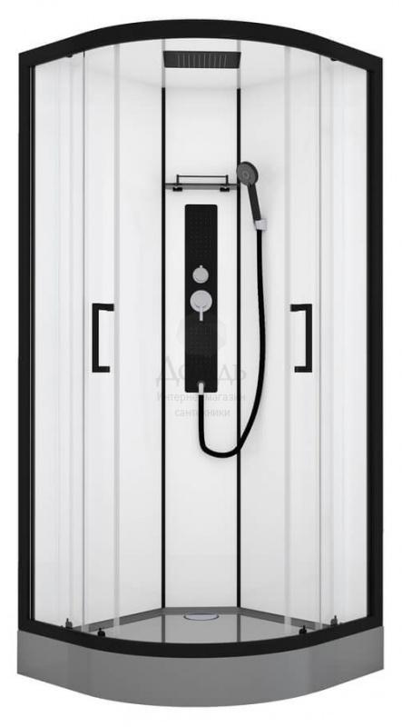 Купить Black & White Galaxy G8001 90х90см в интернет-магазине Дождь
