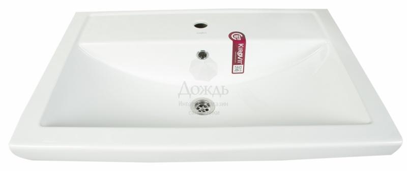 Купить RUNO ФОСТЕР 70,5 см, белый в интернет-магазине Дождь