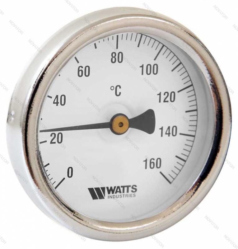 Watts 10005806 T 63/50,1/2, 10бар (63мм)