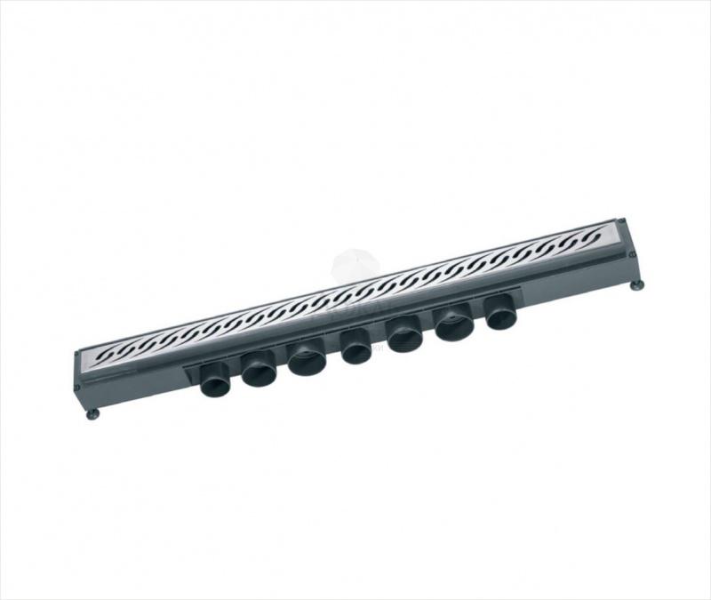 Купить Wirquin Venisio 30717754, 700мм хром в интернет-магазине Дождь
