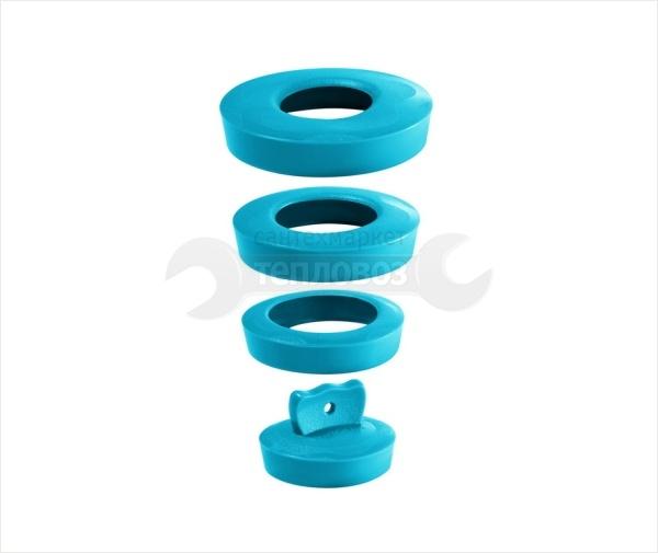 Купить Wirquin Матрешка 39224101, голубая в интернет-магазине Дождь